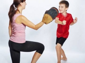Self-Defense for Kids